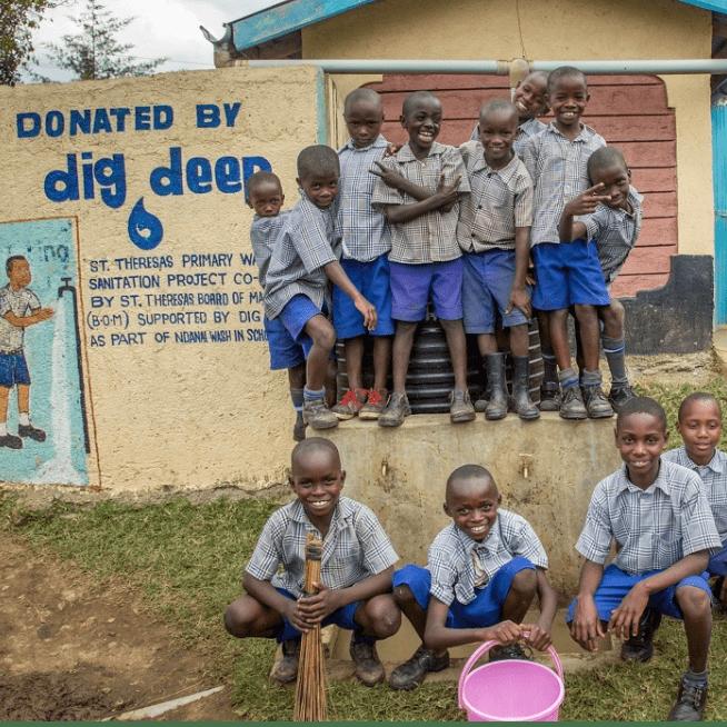 Dig Deep Kenya 2019 - Aisha Yasin