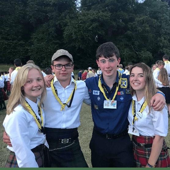 World Scout Jamboree USA 2019 - Molly Munro