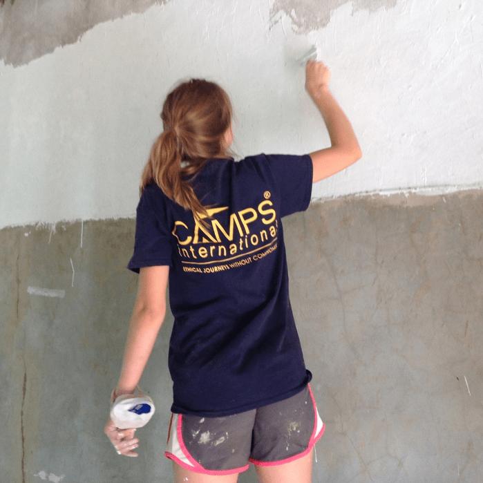 Camps International Ecuador trip 2020 - Grace Plummer