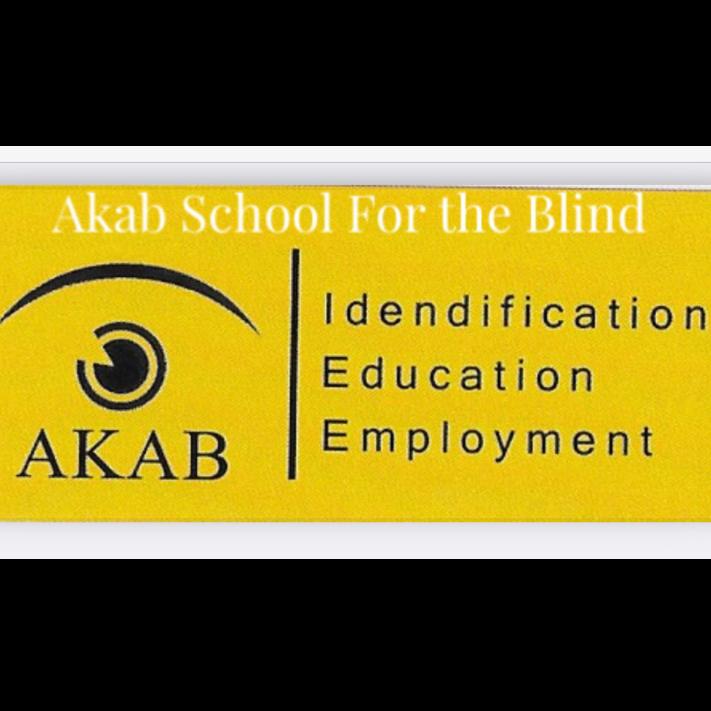 Akab school for the blind children