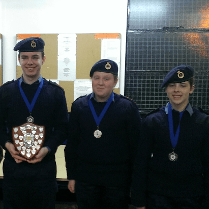 Liverpool (West Derby) Sea Cadets 219