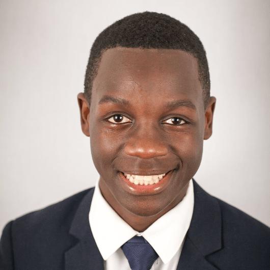 Funds4Uni - Tashinga Bepete - 2018