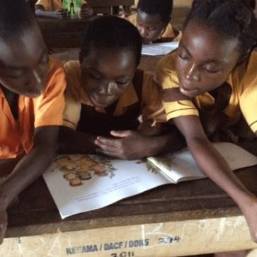 Project Ghana 2018 - Millie Smetham