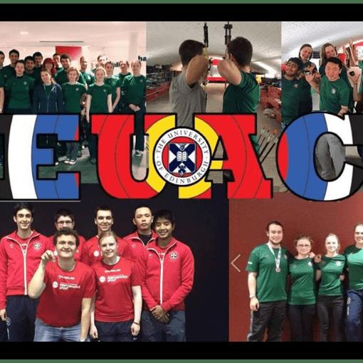 Edinburgh University Archery Club