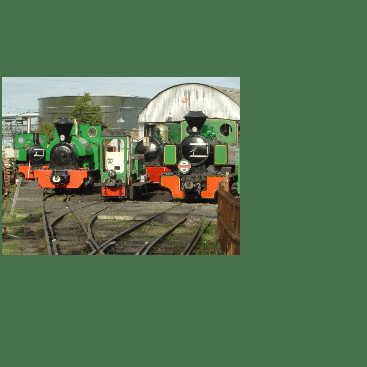 Dormant - Sittingbourne And Kemsley Light Railway