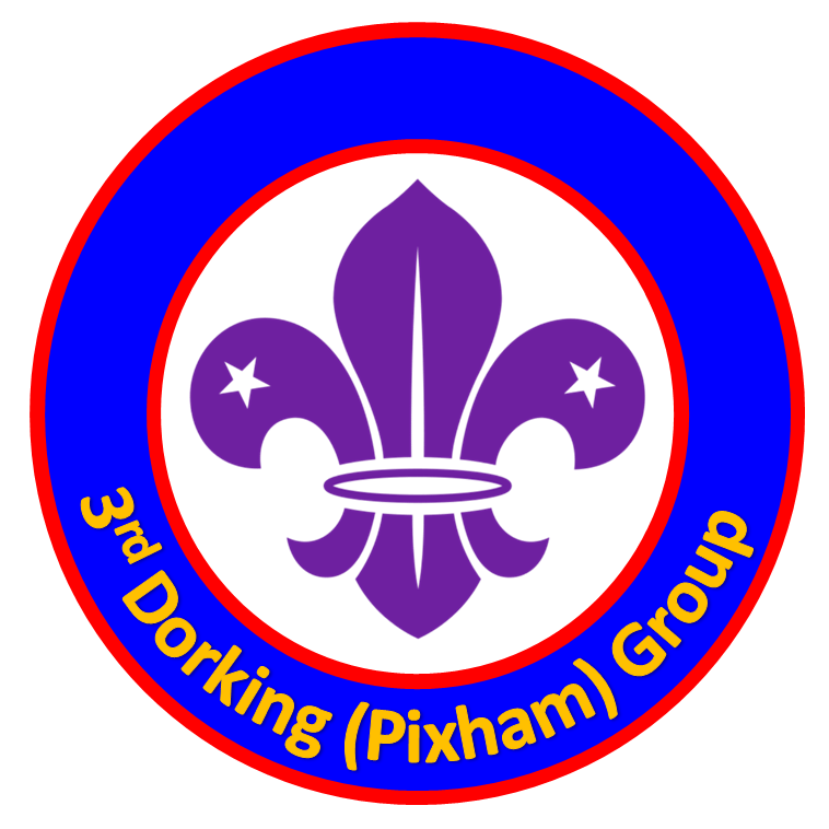 3rd Dorking Scout  Group