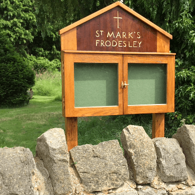 St Mark's Church - Frodesley