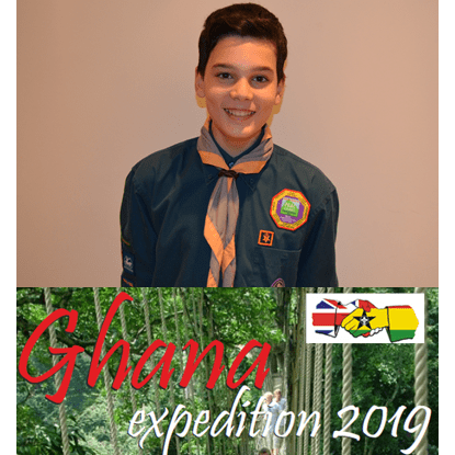 Scouts Ghana Expedition 2019 – Lucas Vicente