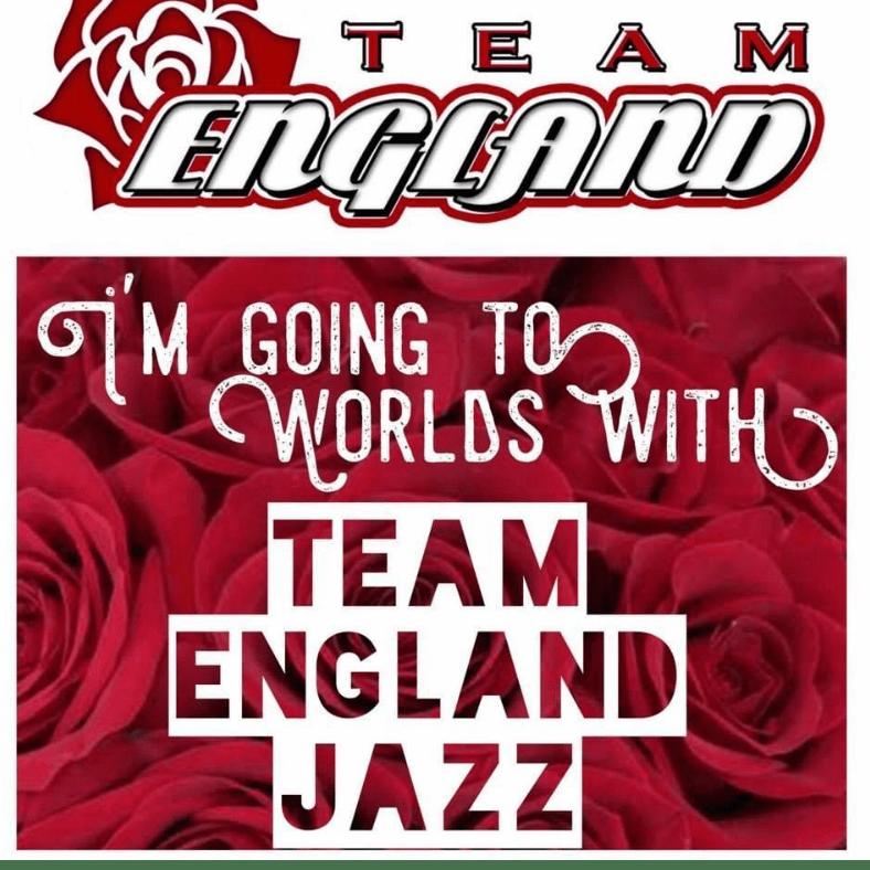 Team England Jazz Worlds 2021 - Kelsey Camden