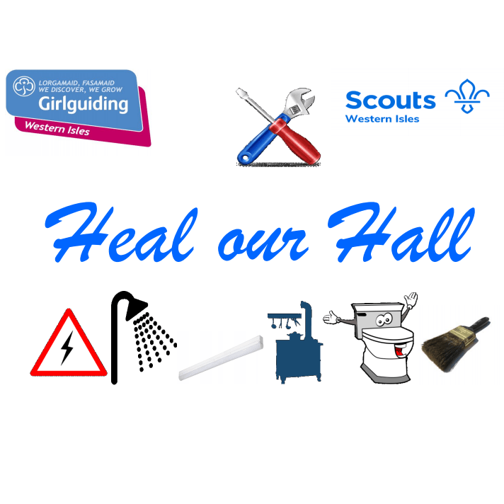 Heal our Hall - Stornoway Scout and Guide Hall
