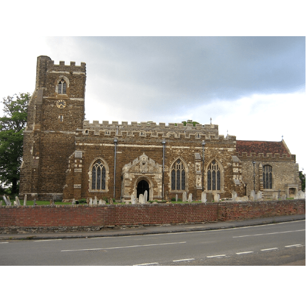 All Saints Church Houghton Conquest