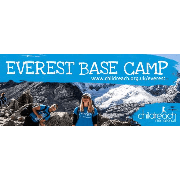 Childreach International Everest Base Camp Challenge 2017 - Sebastian Pipins