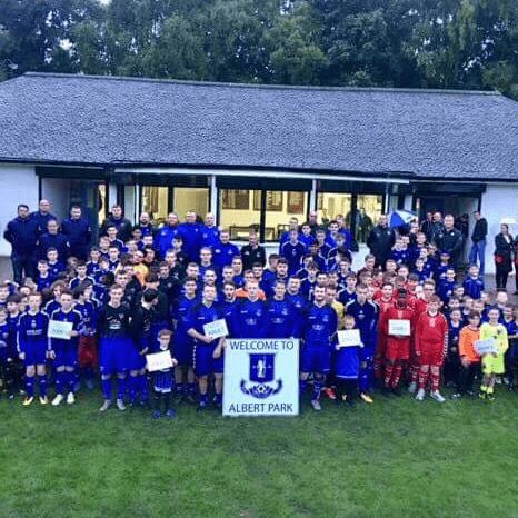Weirs Amateur Football Club
