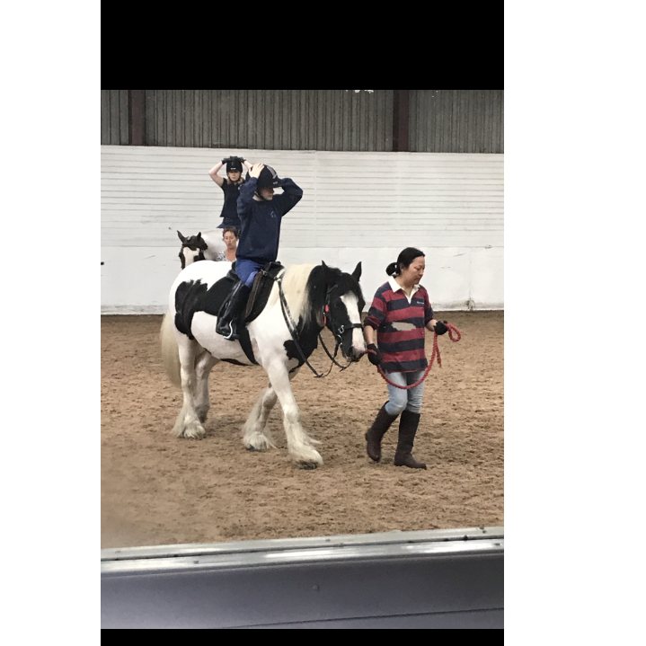 Cambridge College Riding for the Disabled Association