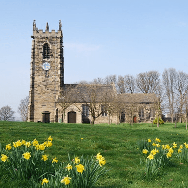St Michael's Church - Emley
