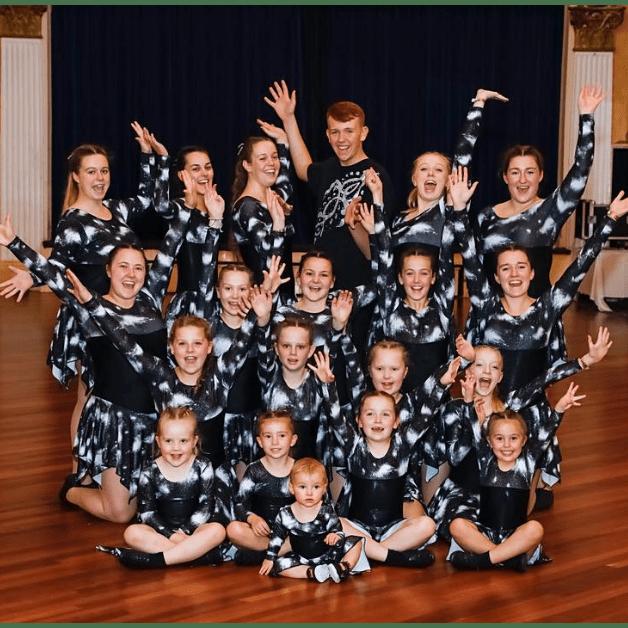 Sallys Rocking Rebels Dance Troupe
