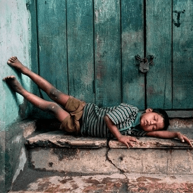 India 2018 - Louis Hinds