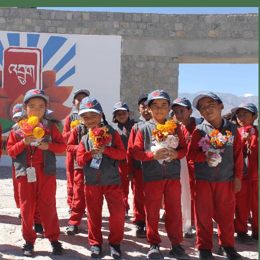 Druk White Lotus School/Druk Padma Karpo School, Ladakh