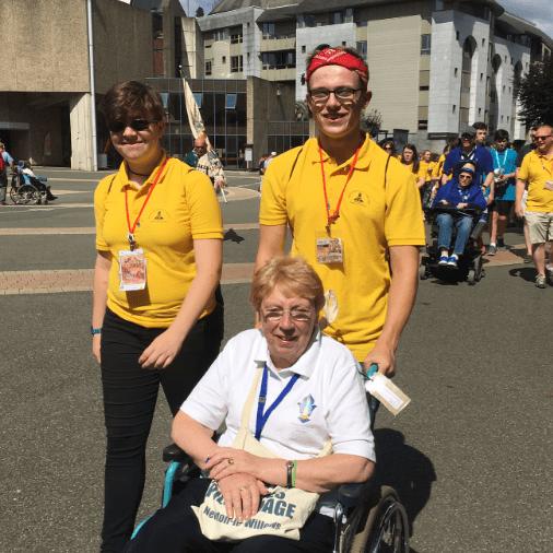 Lourdes Youth Pilgrimage 2019 - David Hill
