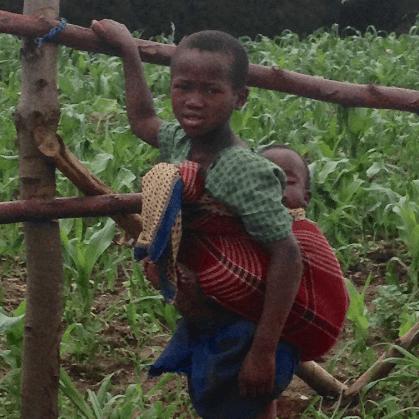 Arbroath High School Rwanda Volunteering - Elaine Sim