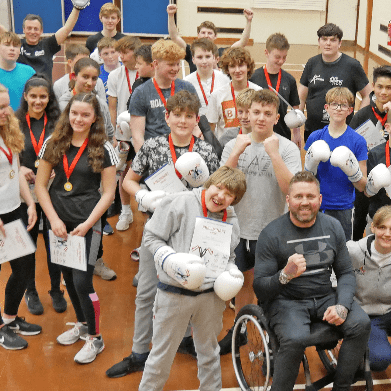 Heart Of Hayling Boxing Academy