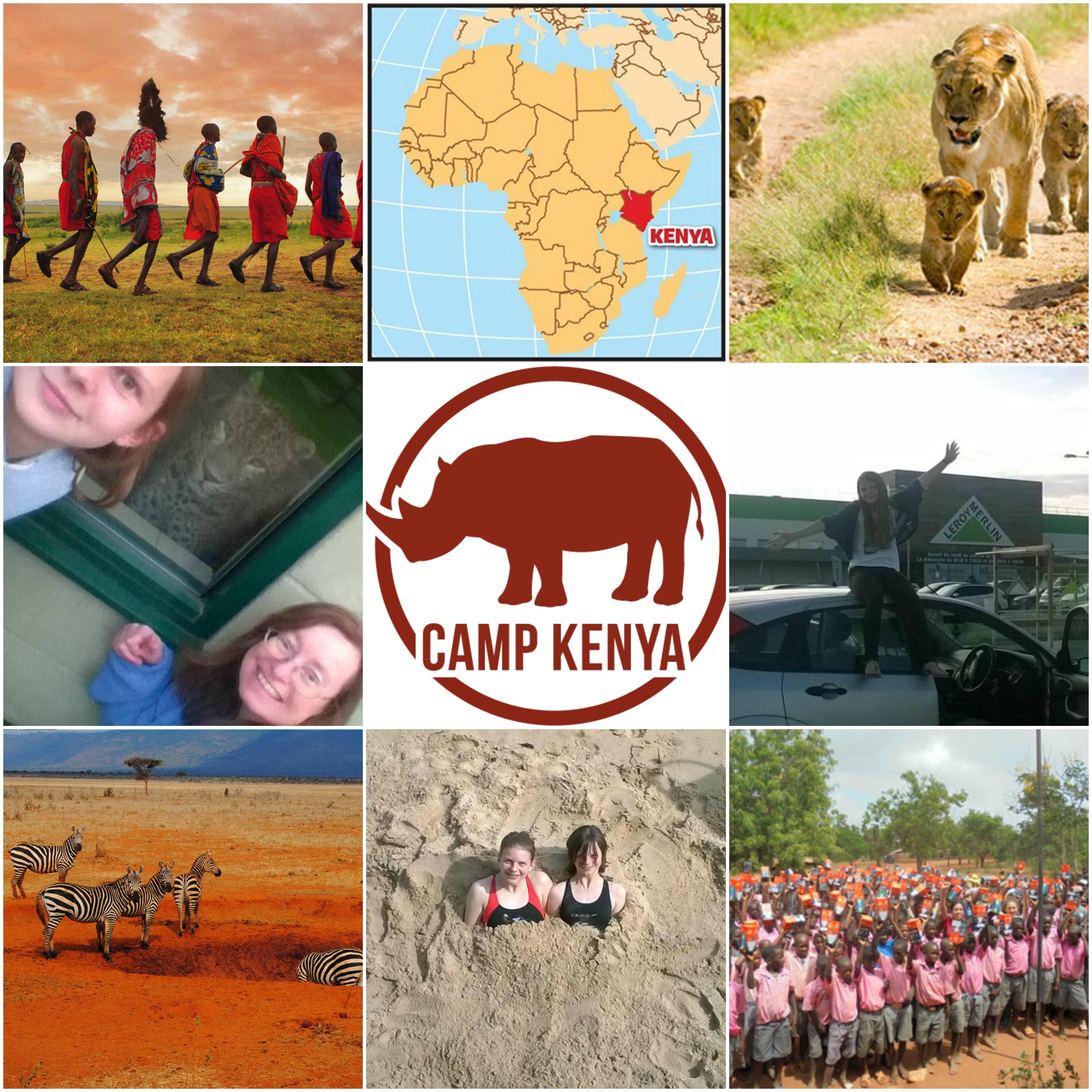 Camp International Kenya 2019 - Emily Duffy