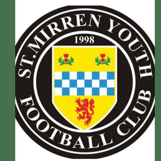 St Mirren YFC 2007s