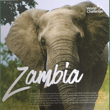 African Adventures ZAMBIA 2018 - Ziyad Zikrya Anllo