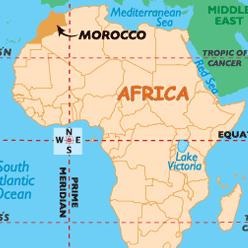 World Challenge Morocco 2018 - Sophie Nolan