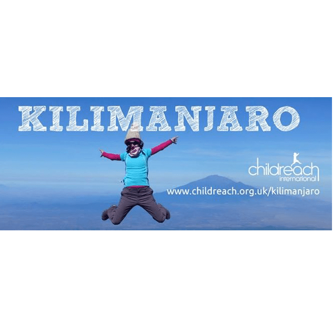 Childreach International Kilimanjaro 2017 - Scott Knaggs