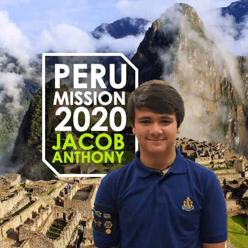 Peru - Jacob Anthony