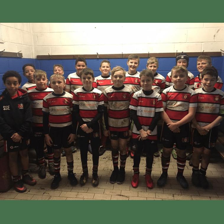 Llangennech RFC Kids Tour 2018