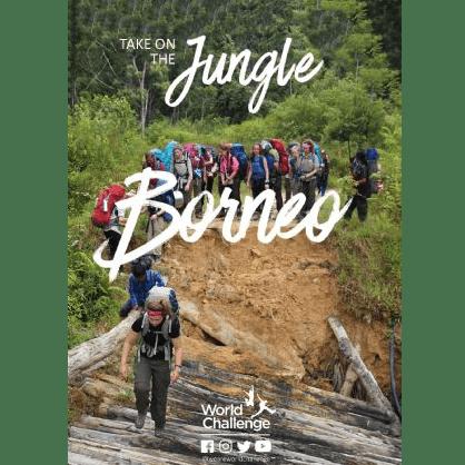 World Challenge Borneo 2021- Toby Cherry