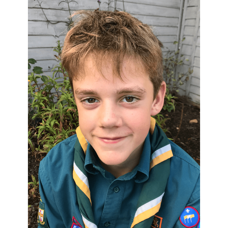 World Scout Jamboree West Virginia - Alex McLean