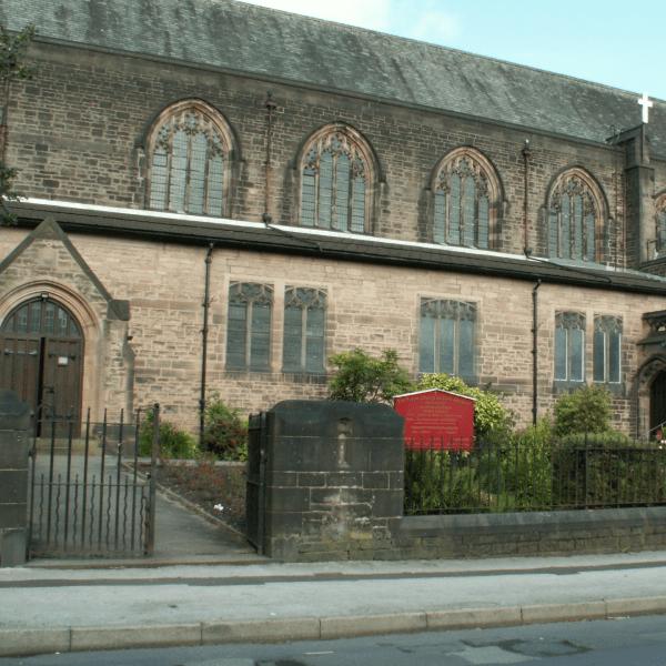 St Margaret's Church Halliwell