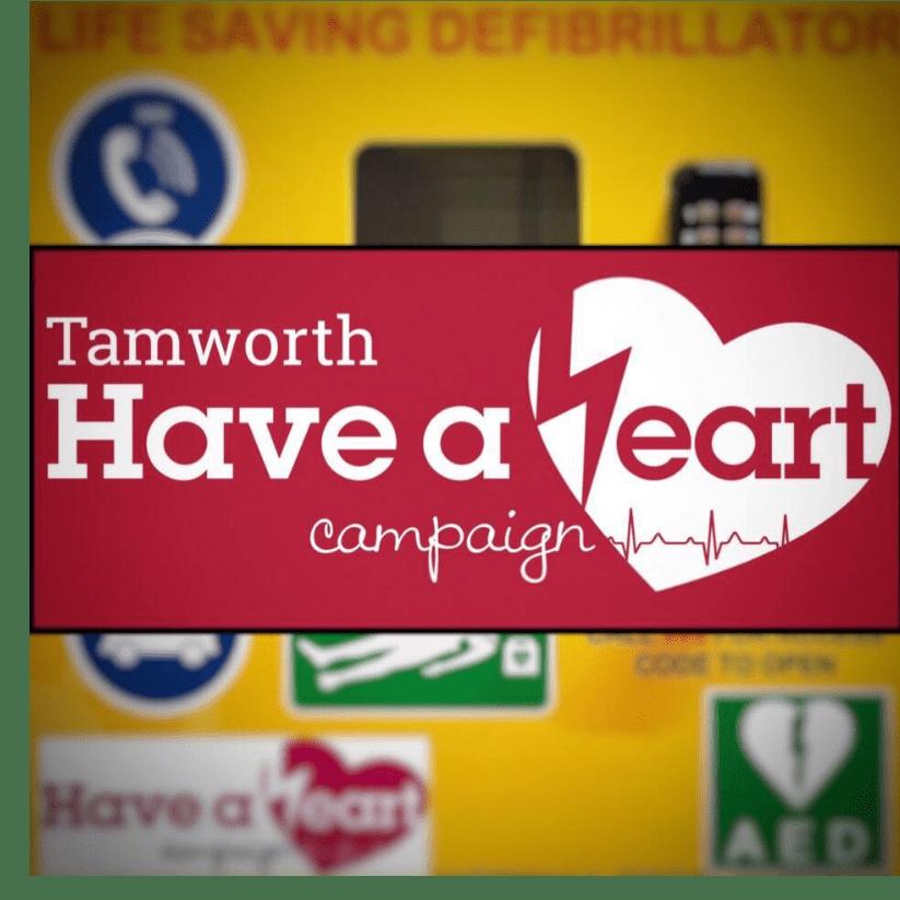 Tamworth Have A Heart