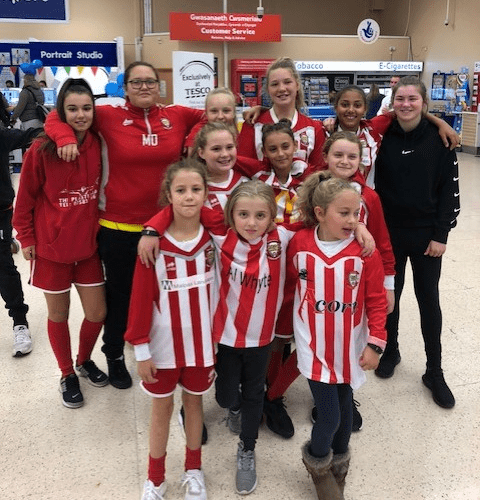 Albion Rovers Girls Football Club