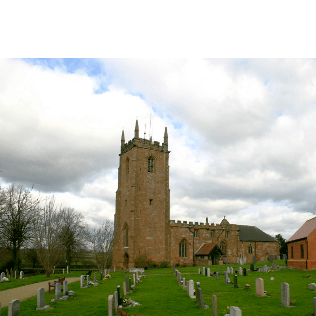 St Laurence Church, Ansley