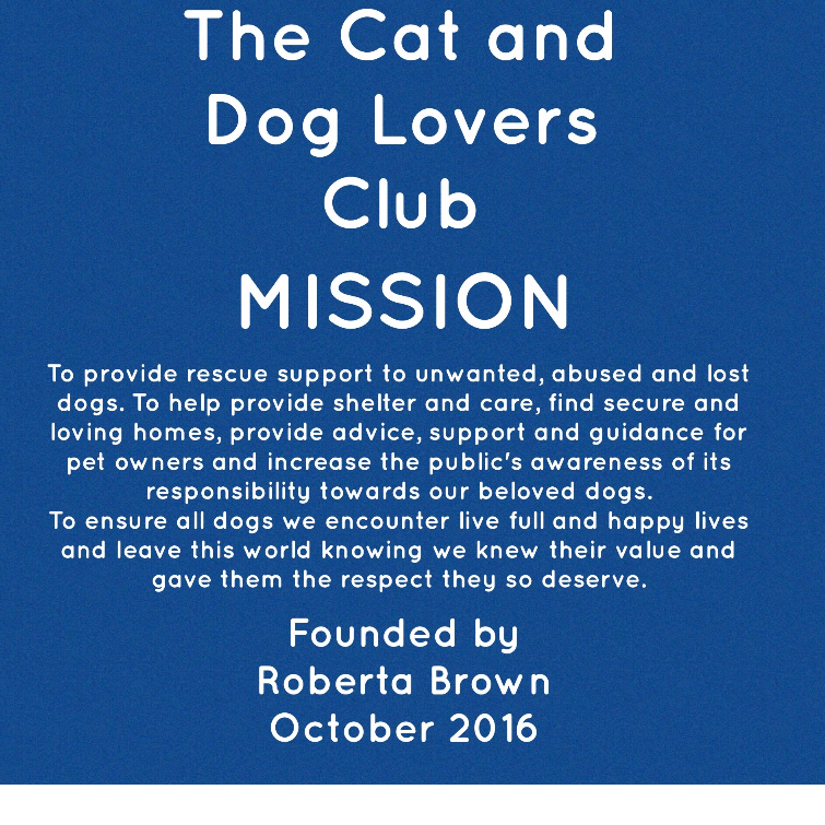 The Cat and Dog Lovers Club