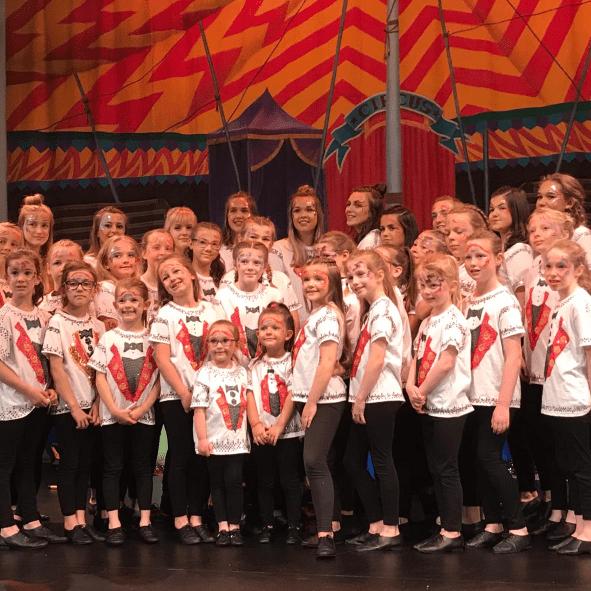 Burge School of Dancing