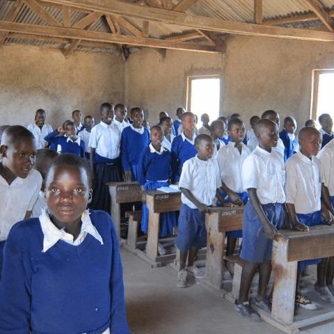 Camps International Tanzania 2021 - Dixie Rowden