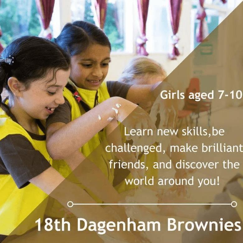 18th Dagenham Brownies
