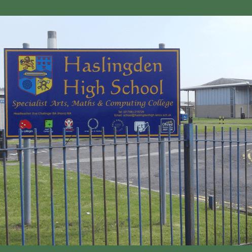 Haslingden High School - Rossendale