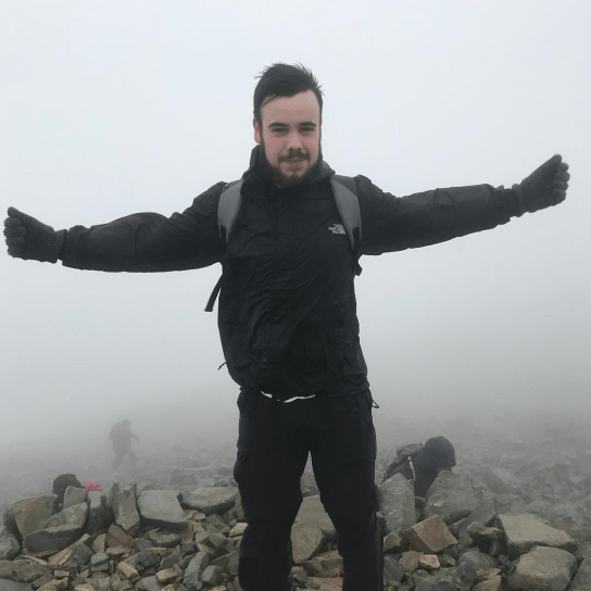 Ben Parslow Kilimanjaro 2019 - in aid of Meningitis Research