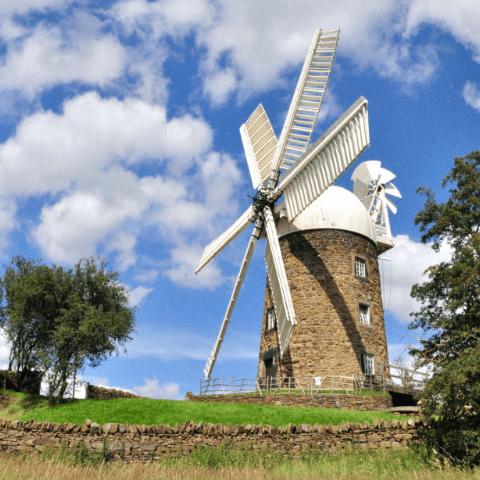 Heage Windmill - Belper