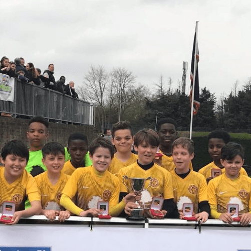 Kentish Town Youth Football Trust