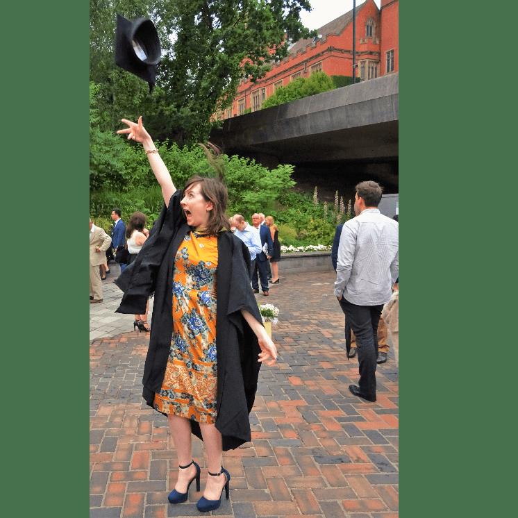 Funds4Uni - Sarah McCloskey - 2018