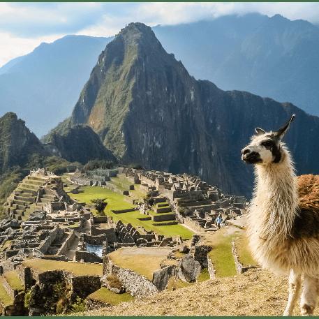 Childreach International Machu Picchu 2018 - Megan Russell
