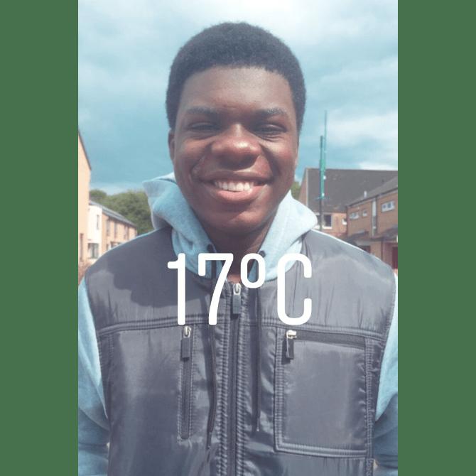 Funds4Uni 2021 - Edwin Oppong