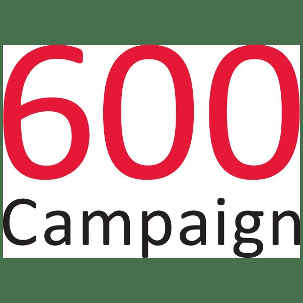 Royal Latin School 600 Campaign